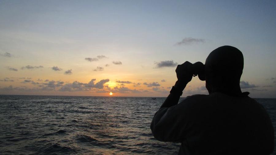 La buena formación del personal pesquero