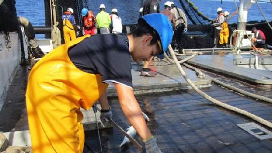 APR comprometida con los trabajadores de la pesca